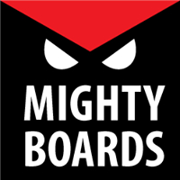 logo éditeur Mighty Boards