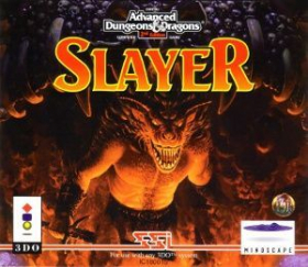 couverture jeu vidéo Advanced Dungeons & Dragons : Slayer