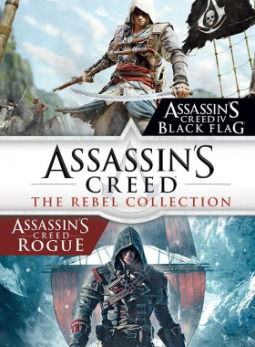 couverture jeu vidéo Assassin's Creed : The Rebel Collection