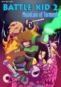 couverture jeu vidéo Battle Kid 2 : Mountain of Torment
