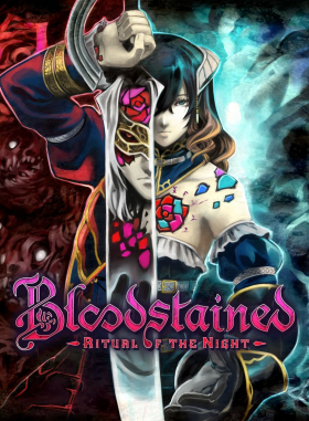 couverture jeu vidéo Bloodstained : Ritual of the Night