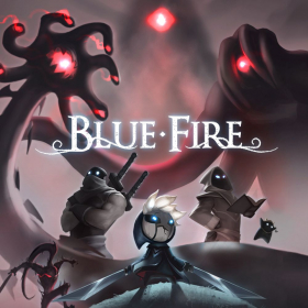 couverture jeux-video Blue Fire