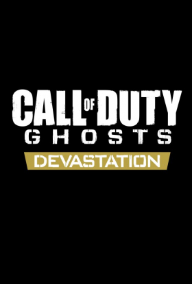 couverture jeu vidéo Call of Duty : Ghosts - Devastation