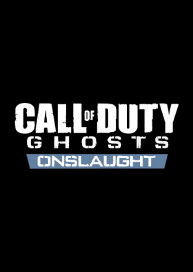 couverture jeu vidéo Call of Duty : Ghosts - Onslaught
