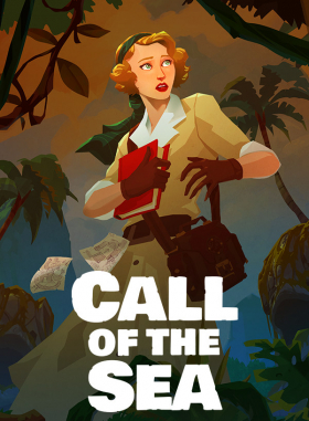 couverture jeu vidéo Call of the Sea