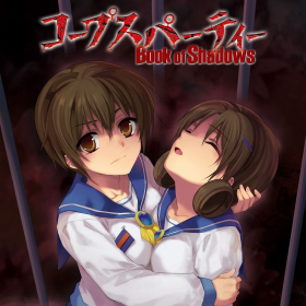 couverture jeu vidéo Corpse Party : Book of Shadows