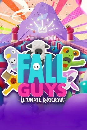 couverture jeux-video Fall Guys : Ultimate Knockout