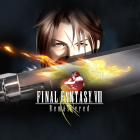 couverture jeux-video Final Fantasy VIII Remastered