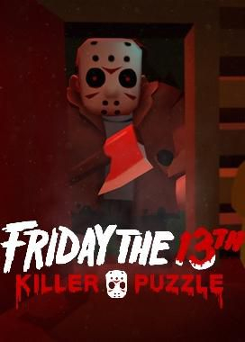 couverture jeu vidéo Friday the 13th: Killer Puzzle