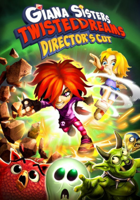 couverture jeu vidéo Giana Sisters: Twisted Dreams Director's Cut