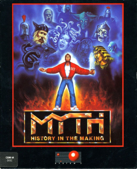 couverture jeu vidéo MYTH: History in the Making