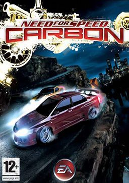 couverture jeu vidéo Need for Speed Carbon