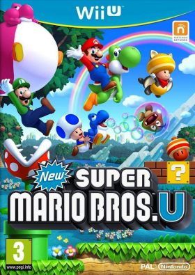 image jeu New Super Mario Bros. U