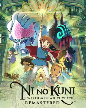 couverture jeux-video Ni no Kuni : Wrath of the White Witch Remastered