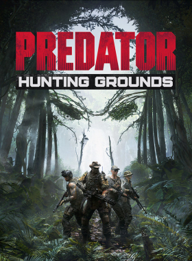 couverture jeux-video Predator : Hunting Grounds