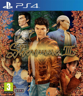 couverture jeux-video Shenmue III