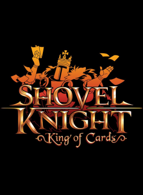 couverture jeu vidéo Shovel Knight : King of Cards