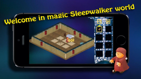 couverture jeu vidéo Sleepwalker Time to Wake Up