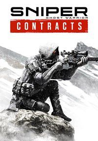 couverture jeu vidéo Sniper : Ghost Warrior Contracts