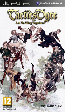 couverture jeu vidéo Tactics Ogre : Let Us Cling Together