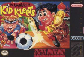 couverture jeu vidéo The Adventures of Kid Kleets