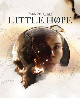 couverture jeu vidéo The Dark Pictures: Little Hope