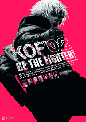 couverture jeu vidéo The King of Fighters 2002