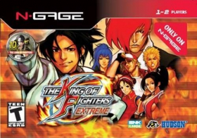 couverture jeu vidéo The King of Fighters Extreme