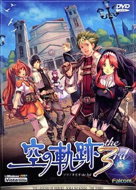 couverture jeu vidéo The Legend of Heroes: Trails in the Sky the 3rd