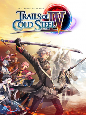couverture jeu vidéo The Legend of Heroes: Trails of Cold Steel IV