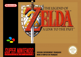 couverture jeu vidéo The Legend of Zelda: A Link to the Past