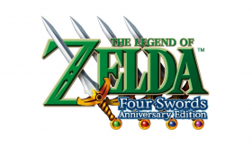 couverture jeu vidéo The Legend of Zelda : Four Swords Anniversary Edition