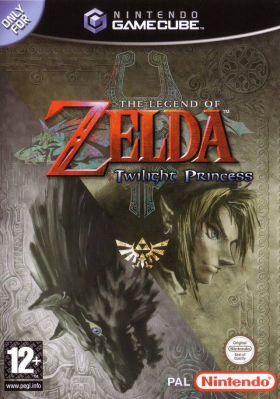couverture jeu vidéo The Legend of Zelda: Twilight Princess