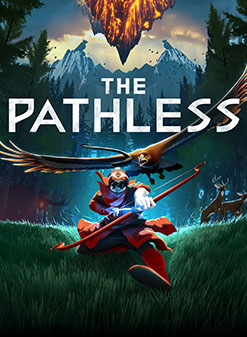 couverture jeux-video The Pathless