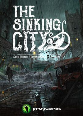 couverture jeux-video The Sinking City