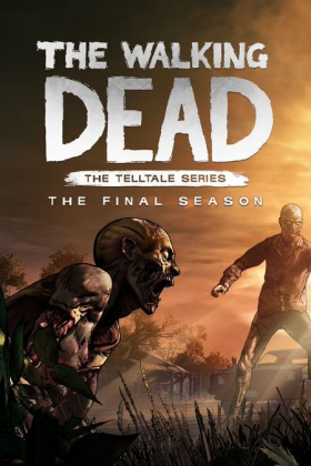 couverture jeu vidéo The Walking Dead : The Telltale Series - The Final Season