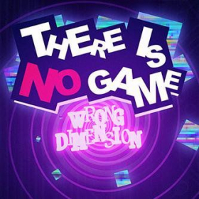 couverture jeu vidéo There is No Game : Wrong Dimension
