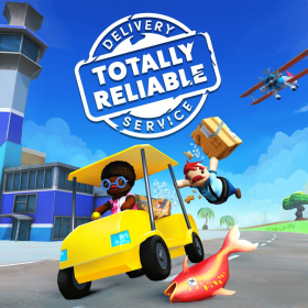 couverture jeu vidéo Totally Reliable Delivery Service