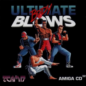 couverture jeu vidéo Ultimate Body Blows