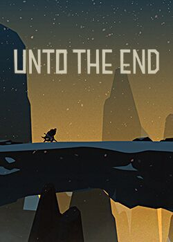 couverture jeux-video Unto The End