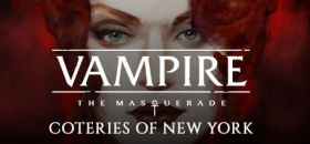couverture jeu vidéo Vampire: The Masquerade - Coteries of New York