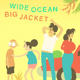 top 10 éditeur Wide Ocean Big Jacket