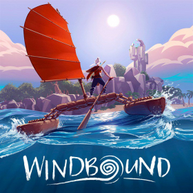 couverture jeux-video Windbound : Brave the Storm