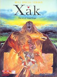 couverture jeu vidéo Xak: The Art of Visual Stage