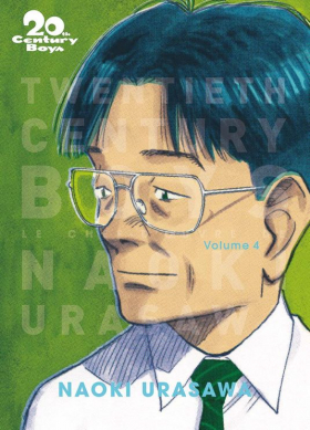 couverture manga 20th Century Boys – Edition Perfect, T4