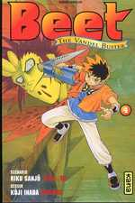 couverture manga Beet The Vandel Buster T4