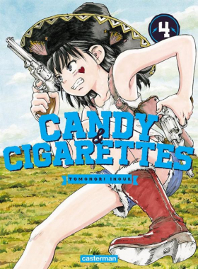 couverture manga Candy & cigarettes T4