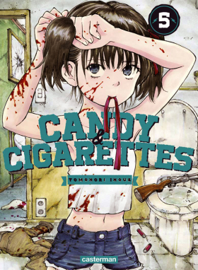 couverture manga Candy & cigarettes T5