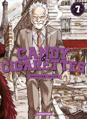 couverture manga Candy & cigarettes T7