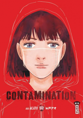 couverture manga Contamination  T3